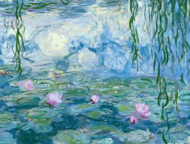 5-waterlilies-claude-monet.