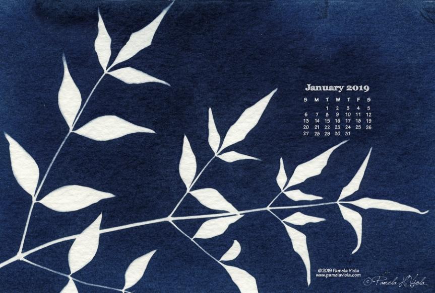 03_calendar-cyanotype
