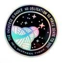 Yarniverse-NDGT-Sticker